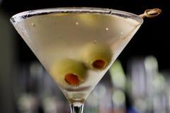 Vuile martini Royalty-vrije Stock Foto's