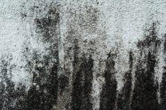 Vuile muur Royalty-vrije Stock Afbeelding