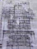 Vuile muurtextuur Stock Afbeelding