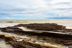 Vuile Oceaan Royalty-vrije Stock Foto