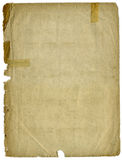 Vuile van het Document Grunge Textuur Als achtergrond Stock Foto's
