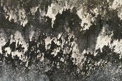 Vuile Witte muur Stock Fotografie