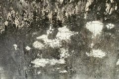 Vuile Witte muur Royalty-vrije Stock Afbeelding