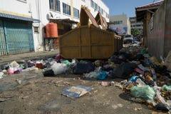 vuilnis Stock Foto