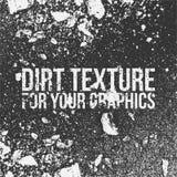 Vuiltextuur voor Uw Grafiek stock illustratie