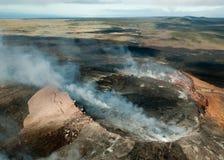 Vulcão Foto de Stock Royalty Free