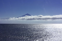 Vulcão Imagem de Stock