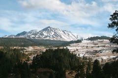 Vulcão Fotografia de Stock