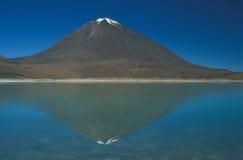 Vulcão Imagens de Stock