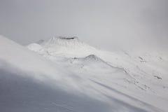 vulcão Fotografia de Stock Royalty Free