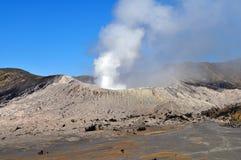 Vulcão Bromo no nascer do sol. Fotografia de Stock