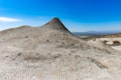 Vulcão da lama Fotos de Stock Royalty Free