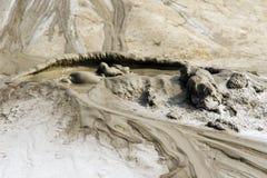 Vulcão da lama Imagens de Stock Royalty Free