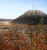 Vulcão de Batok Fotografia de Stock Royalty Free