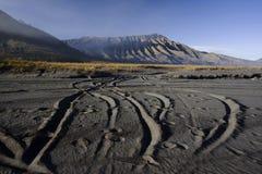 Vulcão de Bromo imagens de stock