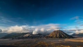 Vulcão de Bromo Fotos de Stock