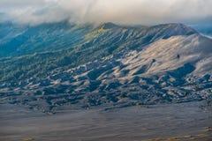 Vulcão de Bromo Imagens de Stock Royalty Free