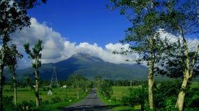 Vulcão de Mayon em Filipinas fotos de stock royalty free