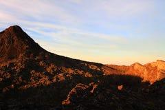 Vulcão de Pico Imagens de Stock