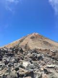 Vulcão de Teide fotos de stock