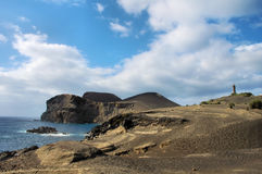 Vulcão em Açores Fotos de Stock Royalty Free