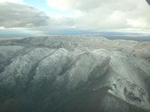 Vulcão inativo - 'EL Morro ' imagens de stock royalty free
