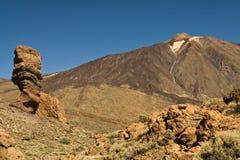 Vulcão Pico del Teide Imagens de Stock Royalty Free