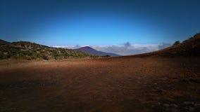 Vulcão sagrado de Mauna Kea Fotografia de Stock Royalty Free