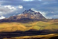 Vulcão Sincholagua Imagem de Stock