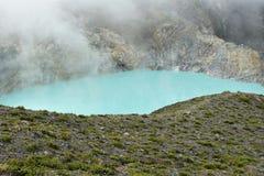 Vulcões 8 imagens de stock