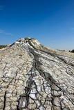 Vulcões da lama Imagem de Stock Royalty Free
