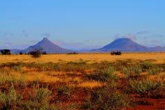 Vulcões dormentes? fotos de stock