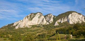vulcan的山 库存照片