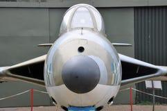 vulcan轰炸机的驾驶舱 库存图片