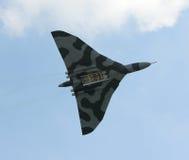 Vulcan轰炸机 免版税库存照片