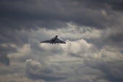 Vulcan Bomber Lizenzfreie Stockfotos