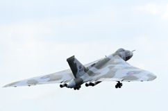 Vulcan Bomber Stock Photo