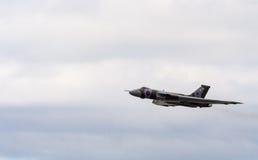 Vulcan bomber Royalty Free Stock Photo