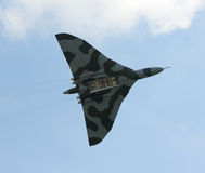 Vulcan Bomber Royalty Free Stock Photos