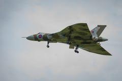 Vulcan Bomber XH558 Royalty Free Stock Photos