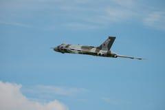 Vulcan Bomber XH558 Stock Images