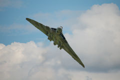 Vulcan Bomber XH558 Stock Photo
