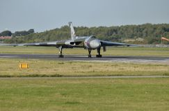 Vulcan Bomber XH558 Stock Photography