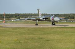Vulcan Bomber XH558 Royalty Free Stock Image