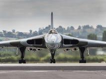 Vulcan Bomber Stock Image