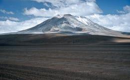 Vulcan em Argentina, Argentina imagem de stock royalty free