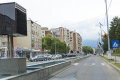Vulcan stad Royaltyfria Bilder