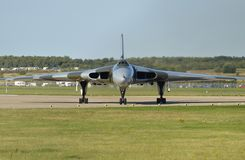 Vulcanbommenwerper XH558 Royalty-vrije Stock Foto