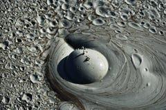 Vulcanetti di Regnano Fotografia de Stock