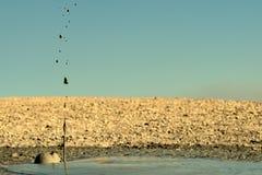 Vulcanetti di Regnano photos libres de droits
